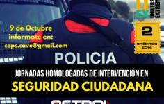 Curso Avanzado de Prevención e Intervención en Seguridad Ciudadana