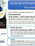 Curso de Verificación Operativa de Documentos