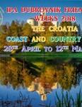 Semana de la Amistad en Croacia 2018