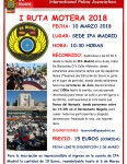 I RUTA MOTERA IPA MADRID