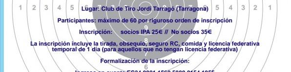 Campionat tir 9mm 2019