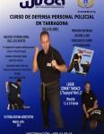 CURS/O DEFENSA PERSONAL POLICIAL – TARRAGONA 6 ABRIL