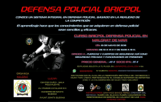 Curso de Defensa Policial BRICPOL
