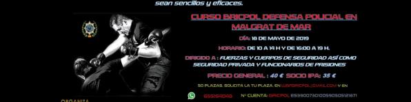 Curso de Defensa Policial BRICPOL
