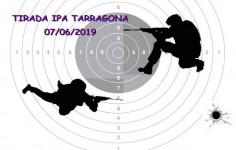 IPA TARRAGONA – I CAMPEONATO DE TIRO ARMA LARGA – RIFLE